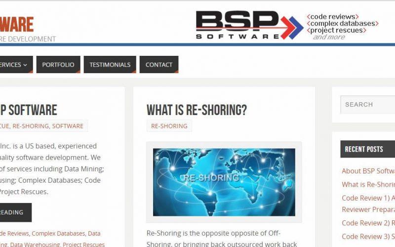 BSP 2018