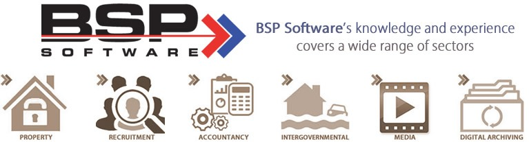 BSP Software sectors of expertise
