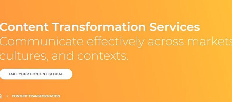 Content Transformation 862 352